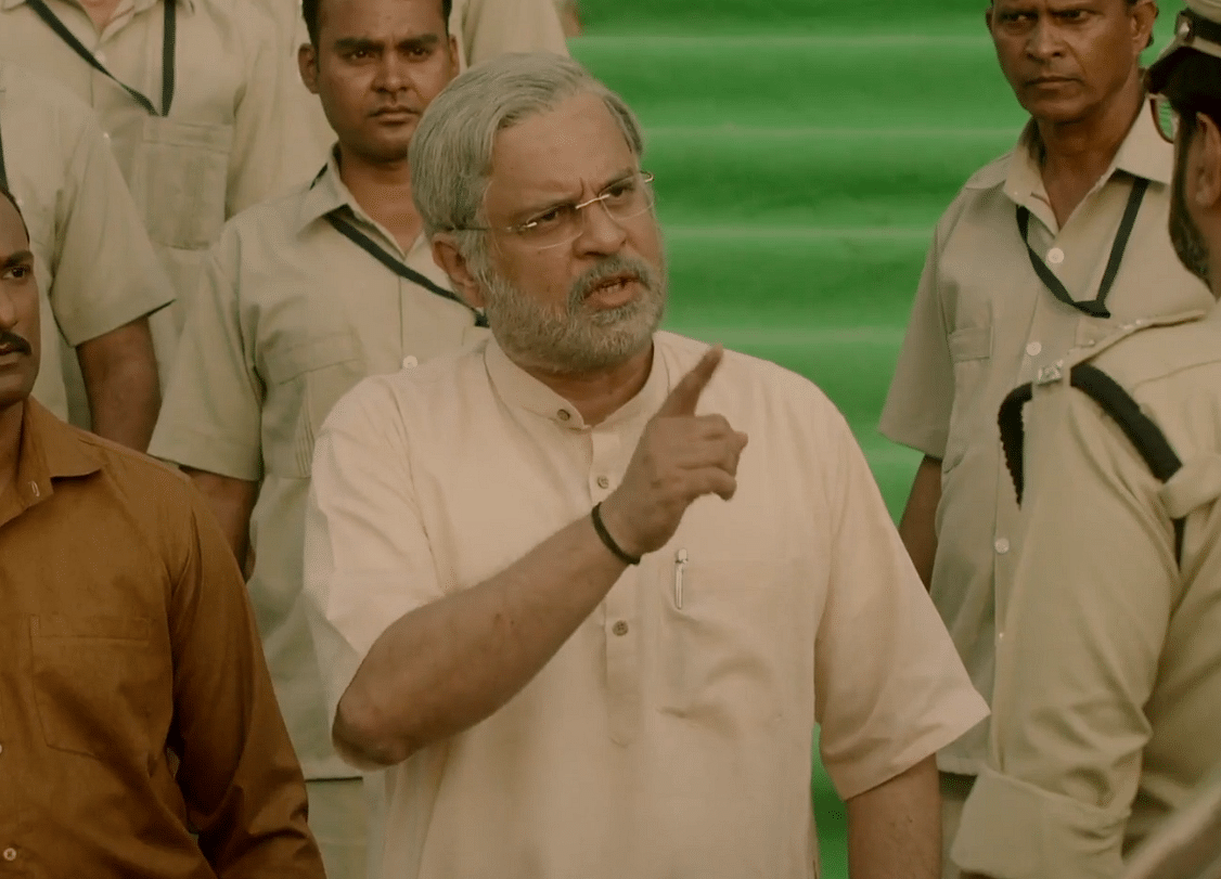 Election Commission Directs Eros Now To Take Down Web Series On Modi
