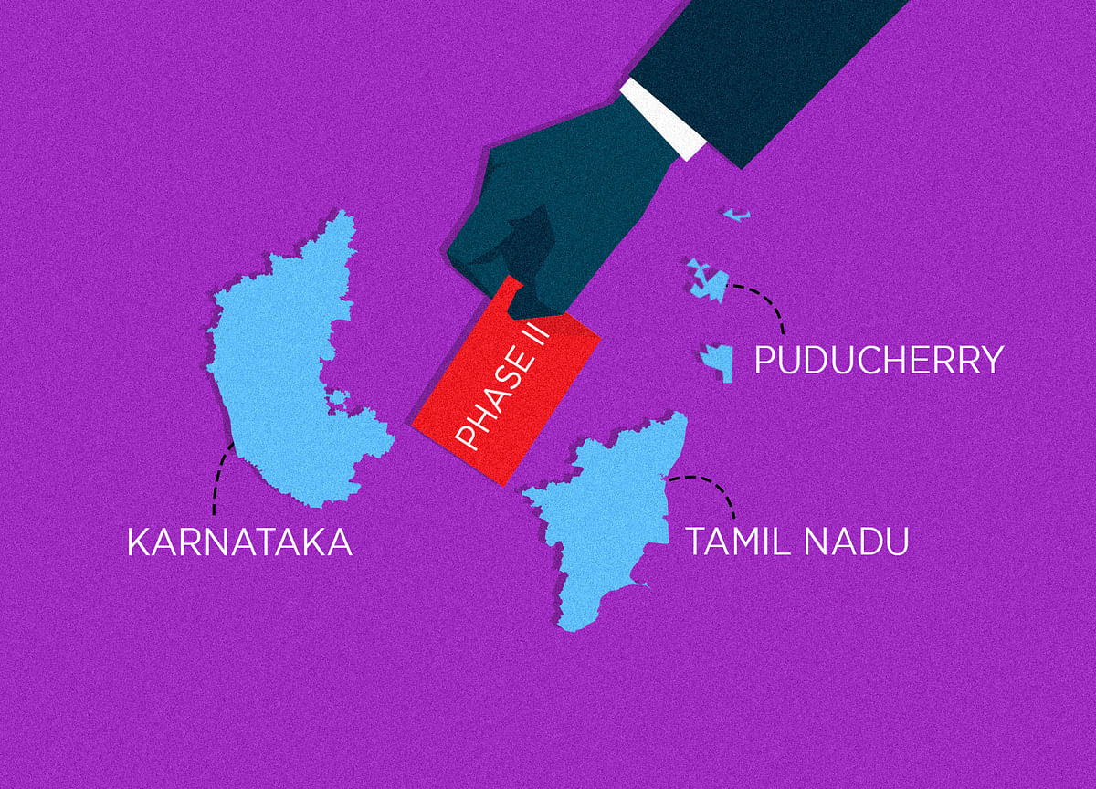 LS Elections: Polling Ends With 70% Turnout in TN, 67.7% in K'taka
