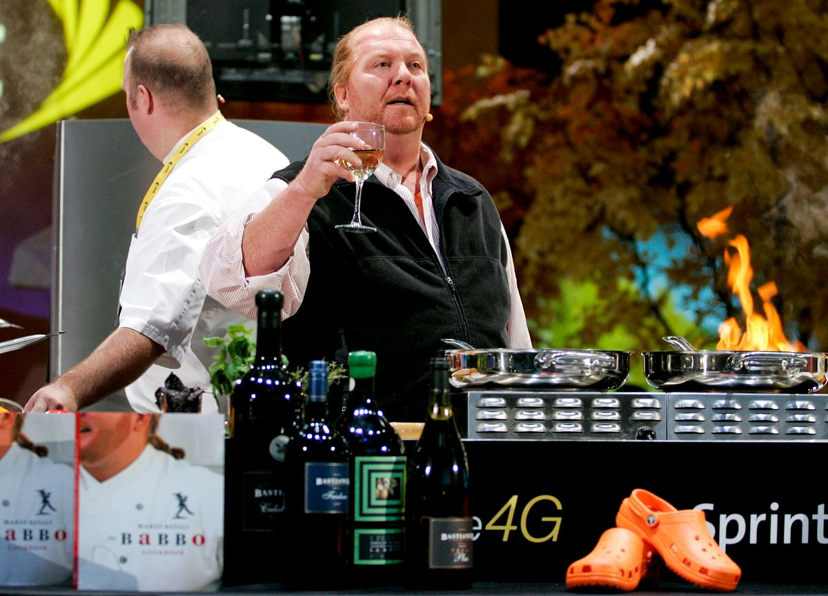 Mario Batali's Former Empire Is Thriving—as Long as He Stays Away