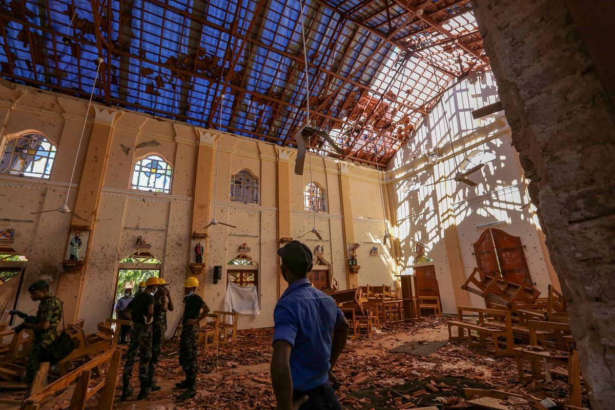 Eight Indians Among 290 Killed In Sri Lanka's Easter Blasts