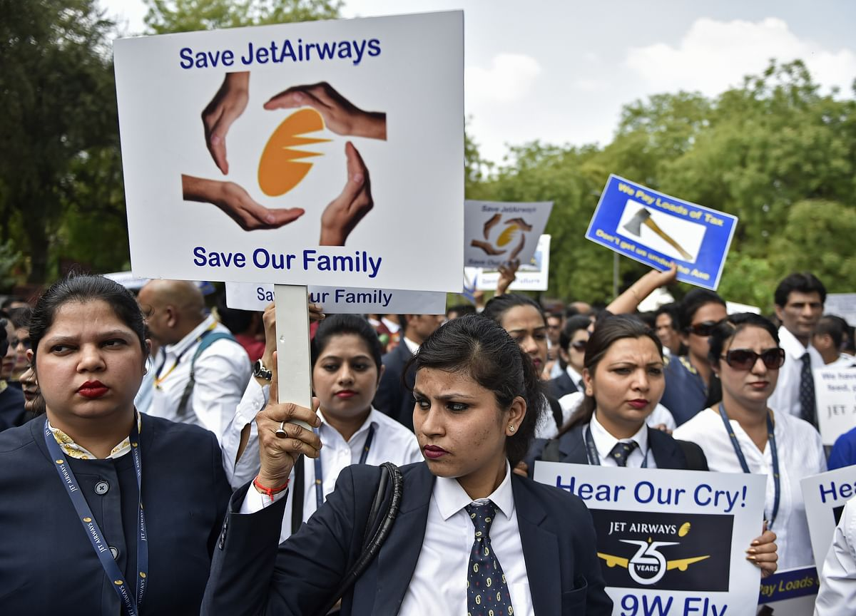 No Word From Promoters, Banks On Salaries, Jet Airways CEO Tells Staff