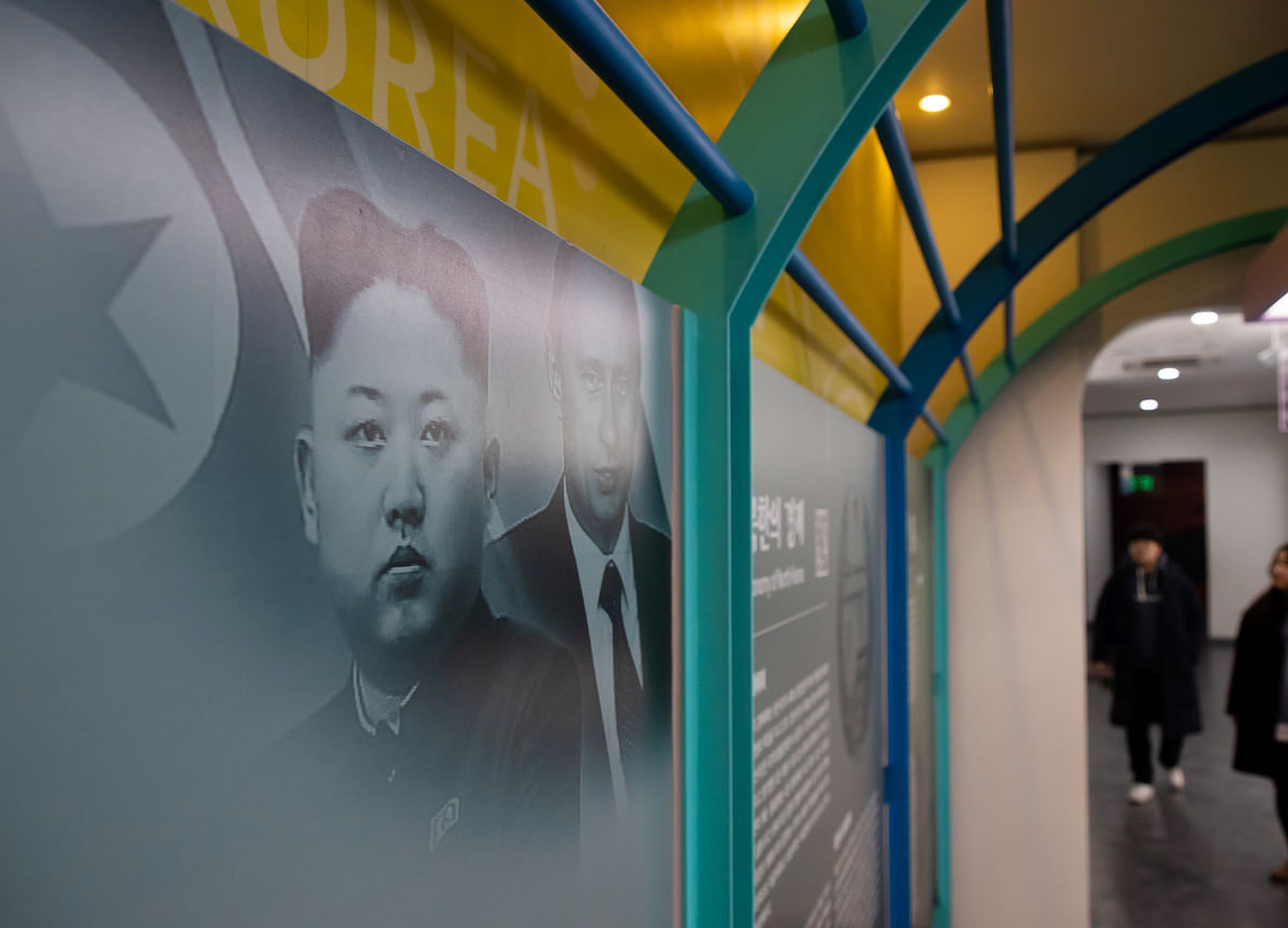 Russia Prepares for Kim's First Summit With Putin