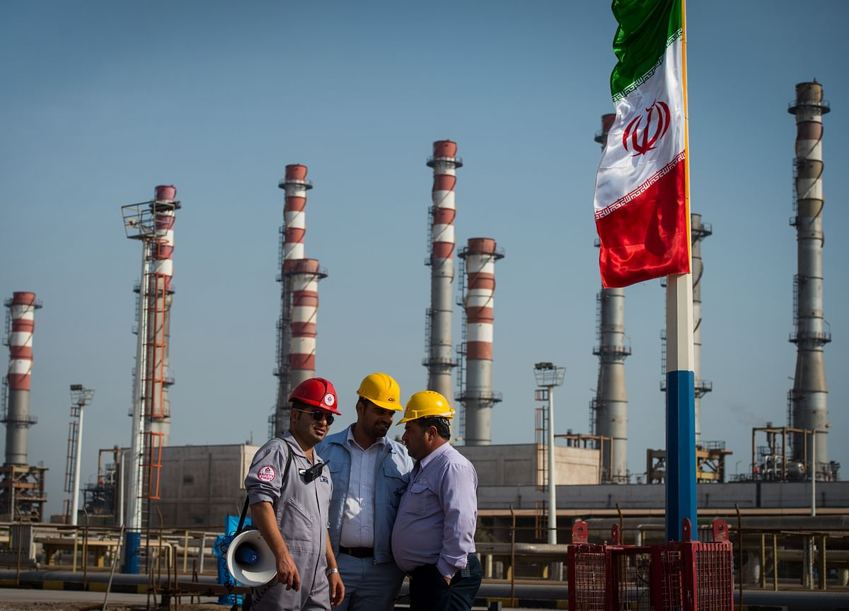 Iran Having 'Intensive'Talks With Partners as U.S. Moves to End Waivers