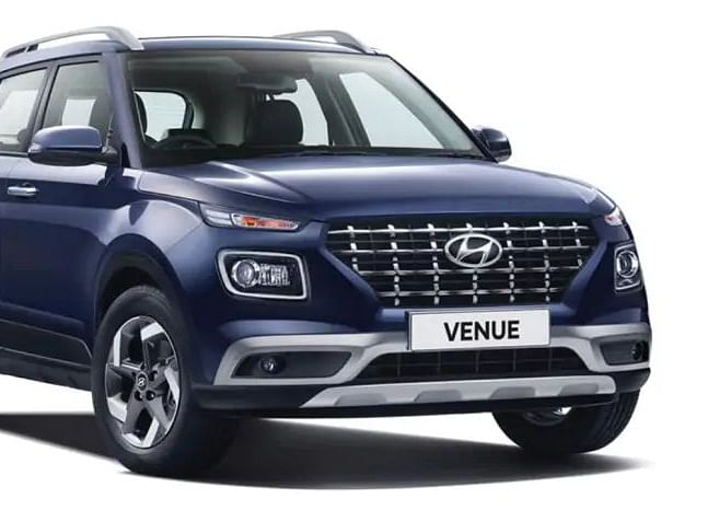 Hyundai Venue Unveiled Globally, India Launch on 21 May