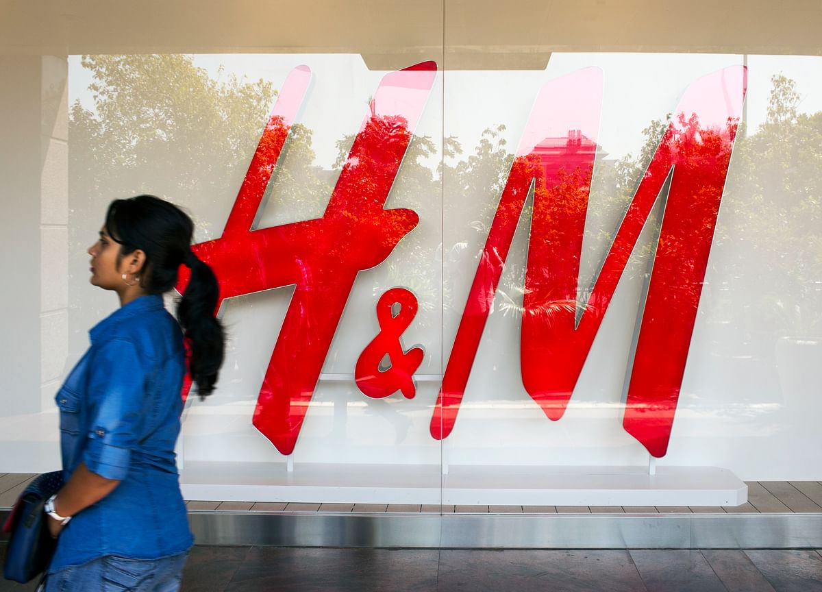 H&M India Expects 40% Sales Growth  In 2019