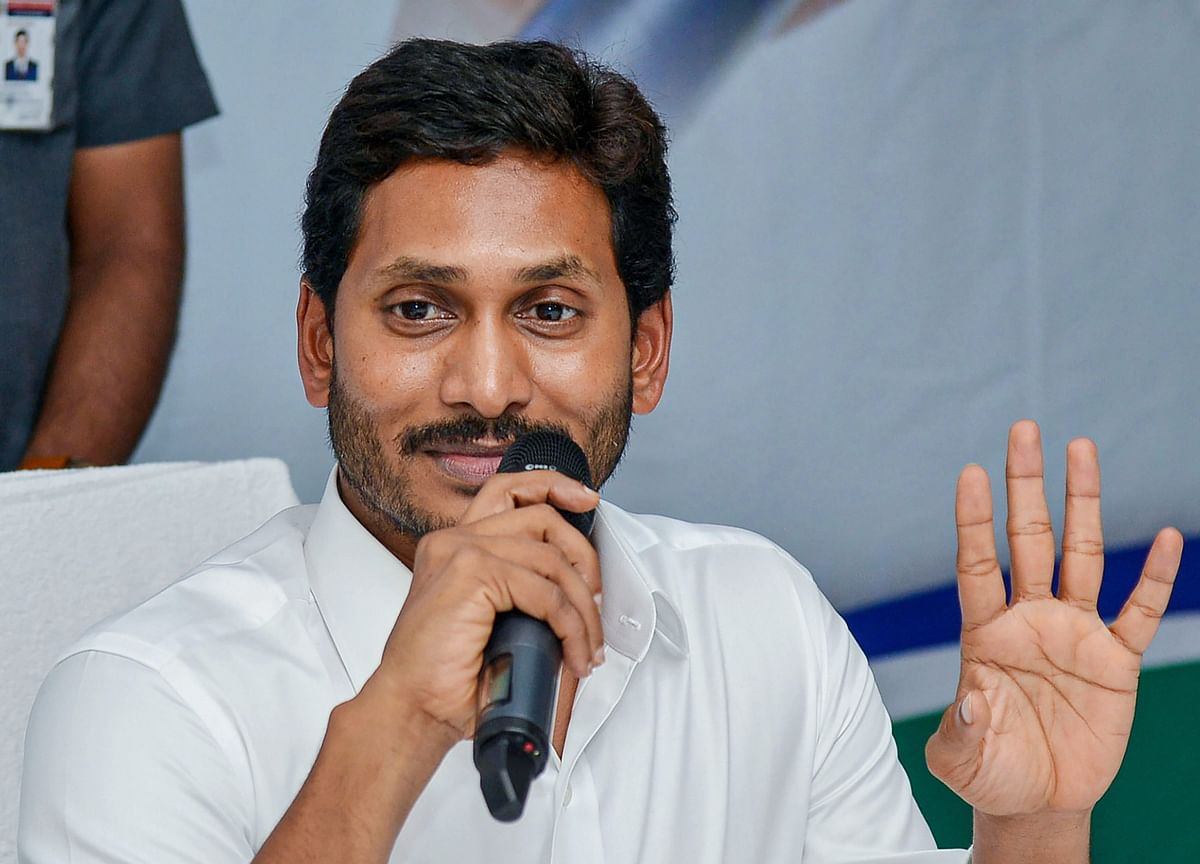 Governor Invites Jaganmohan Reddy To Form Next Government In Andhra Pradesh