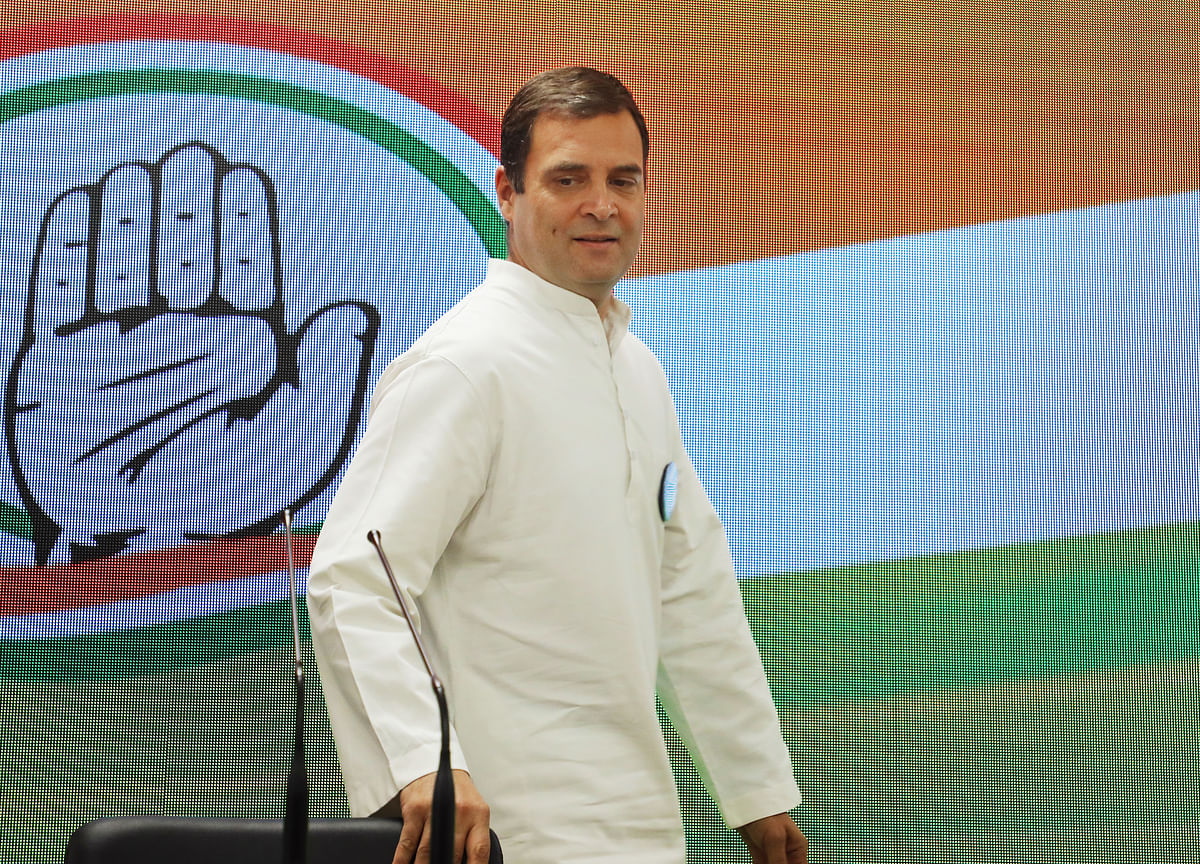 Election 2019: What To Make Of The Congress' Media Strategy