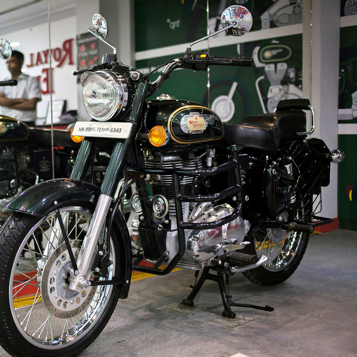 Eicher Motors' Q2 Profit Down 40% As Sales Remain Under Pressure