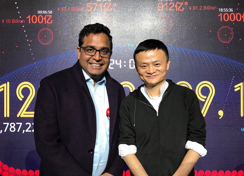 Alibaba And Vijay Shekhar Sharma's E-Commerce Dream Is In Trouble