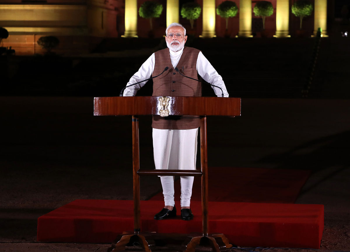 Narendra Modi To Be Sworn In As Prime Minister Of India On May 30