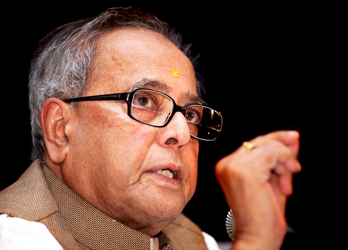Election 2019: Concerned Over Reports Of Alleged Tampering Of Voters' Verdict, Says Pranab Mukherjee