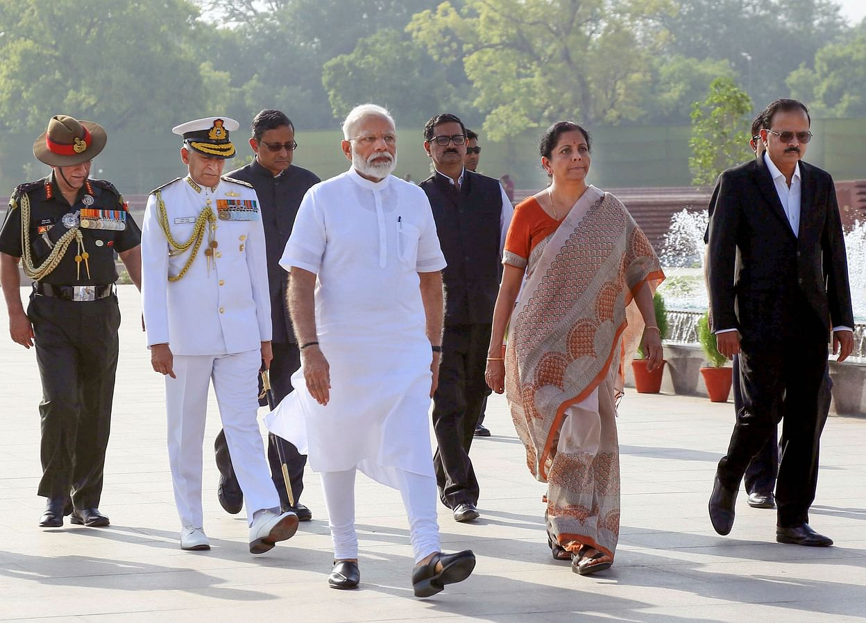 India S New Finance Minister Nirmala Sitharaman Has Her Work Cut Out