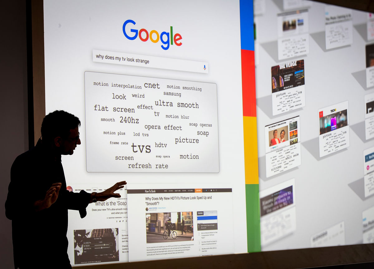 Google's Legal Head Makes Privacy Pitch for Search Business