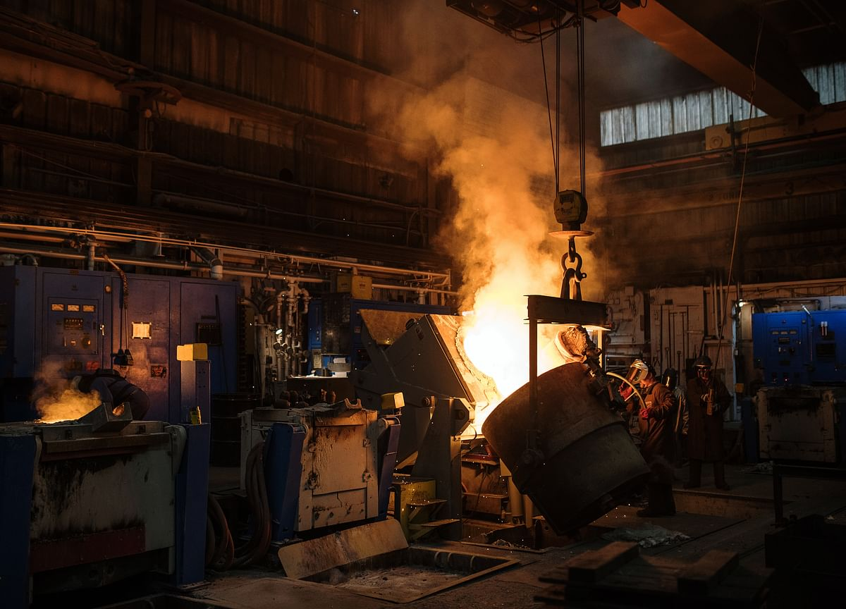 British Steel Hangs in Balance as Government Bailout Sought