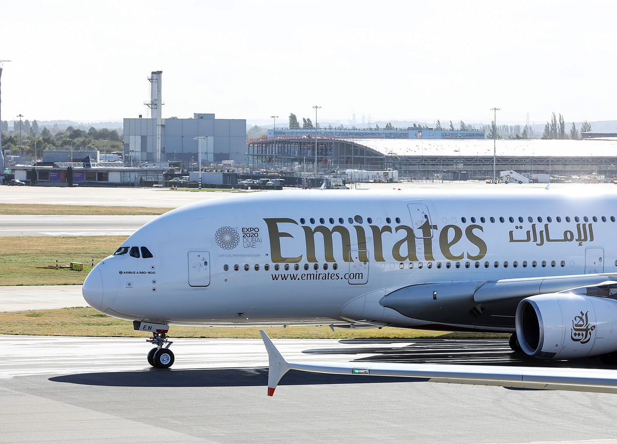 Emirates Profit Slumps to Seven-Year Low as Oil Hits Margins