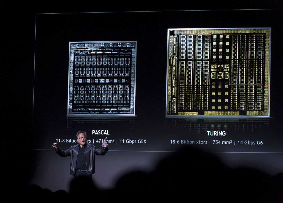 Nvidia Sales Forecast Signals Game Chip Inventory Is Easing