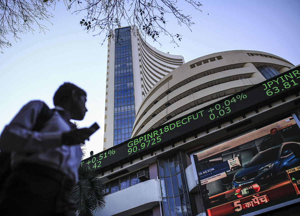 Sensex, Nifty End At Day's High; Reliance Industries Gains 7%