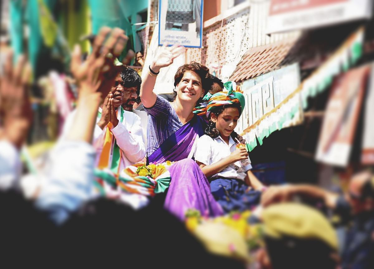 Election 2019: Priyanka Gandhi Says What BJP Stands For Is Not Nationalism
