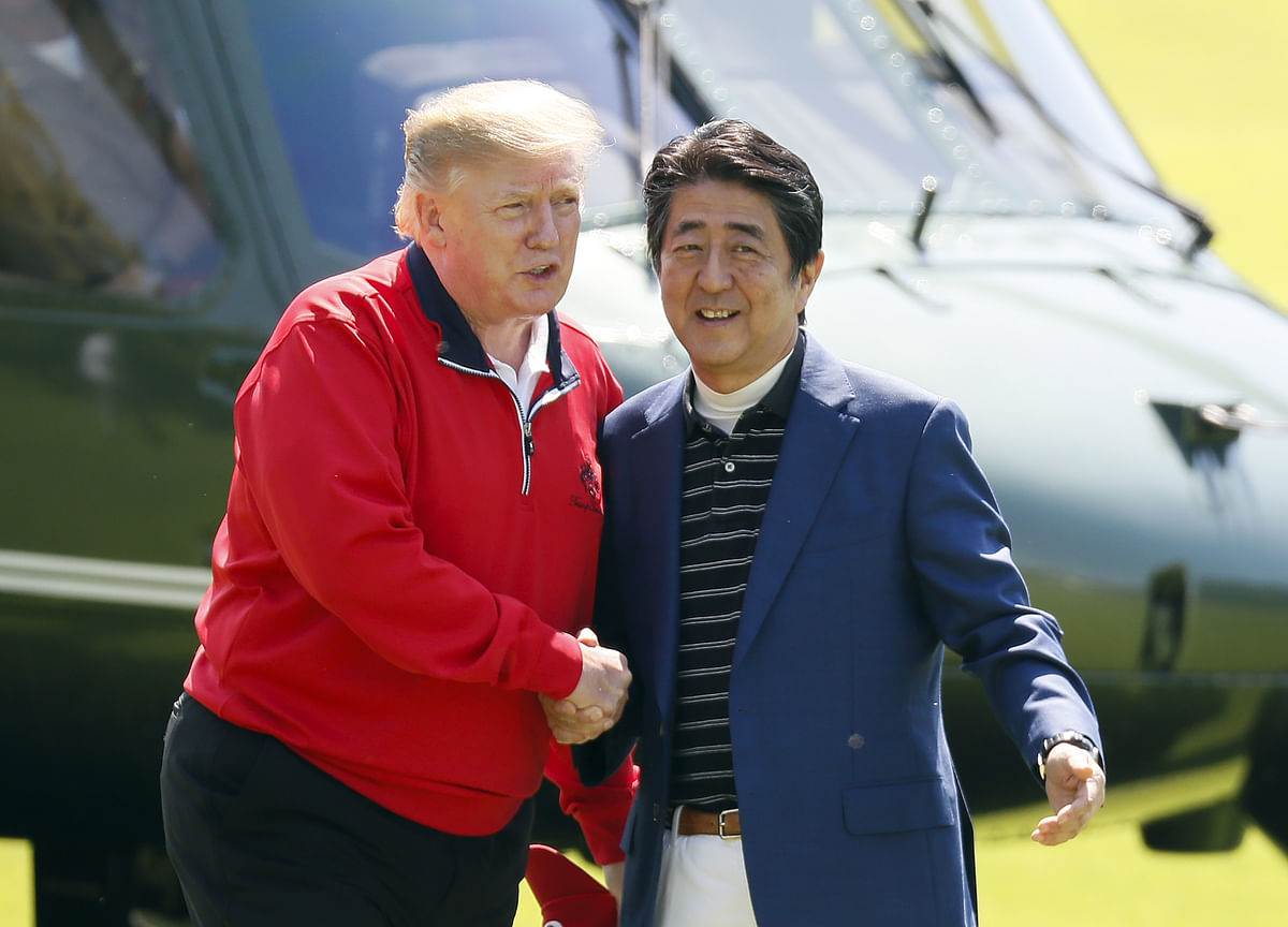 Trump to Delay Japan Trade Deal Until Country's July Polls