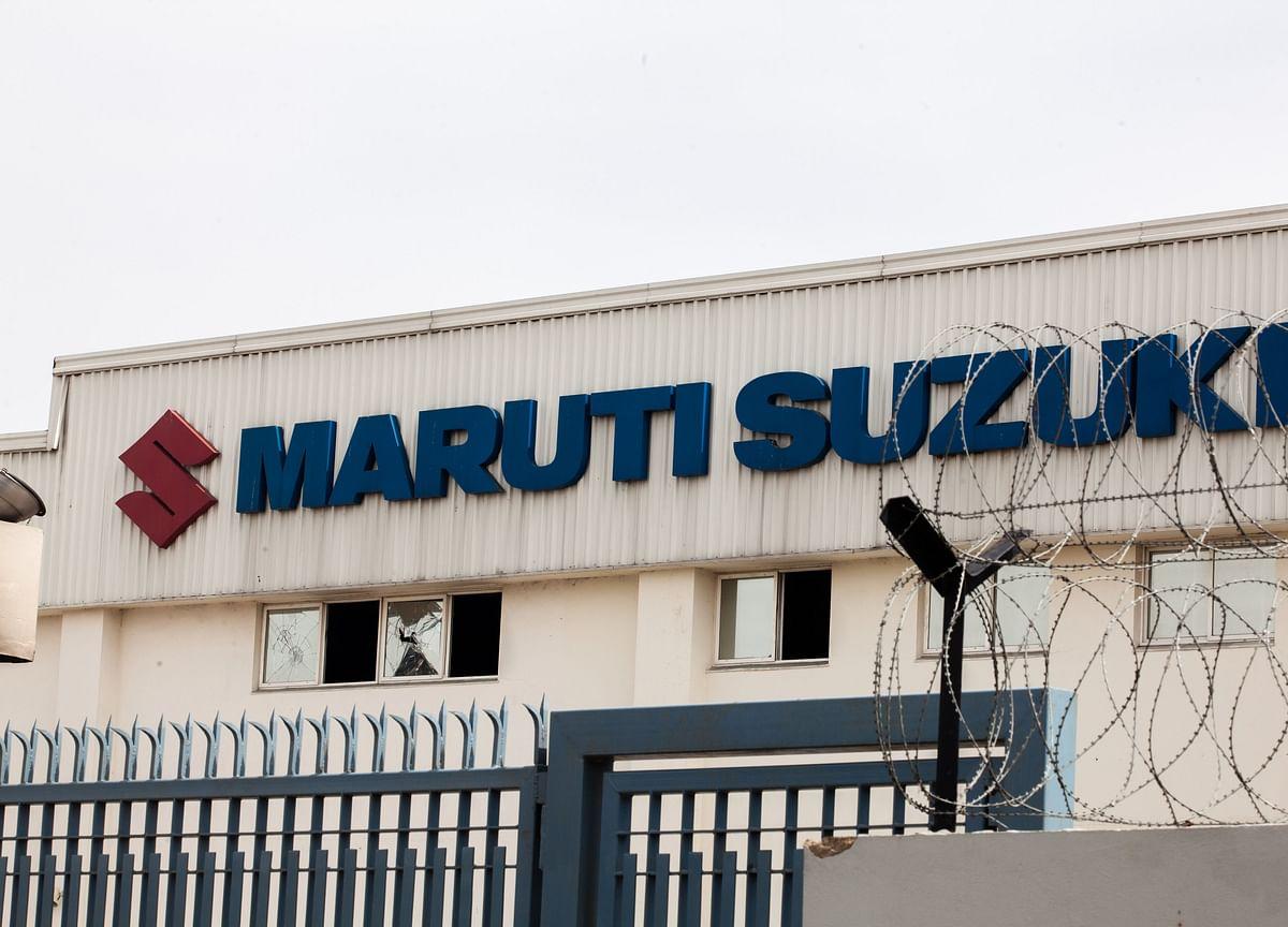 Maruti Suzuki Cuts Production By Around 10% In April