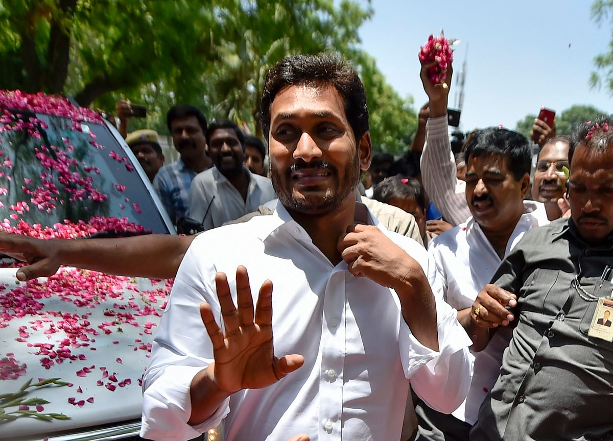 Jaganmohan Reddy  Meets PM Modi To Discuss Special Category Status For Andhra Pradesh
