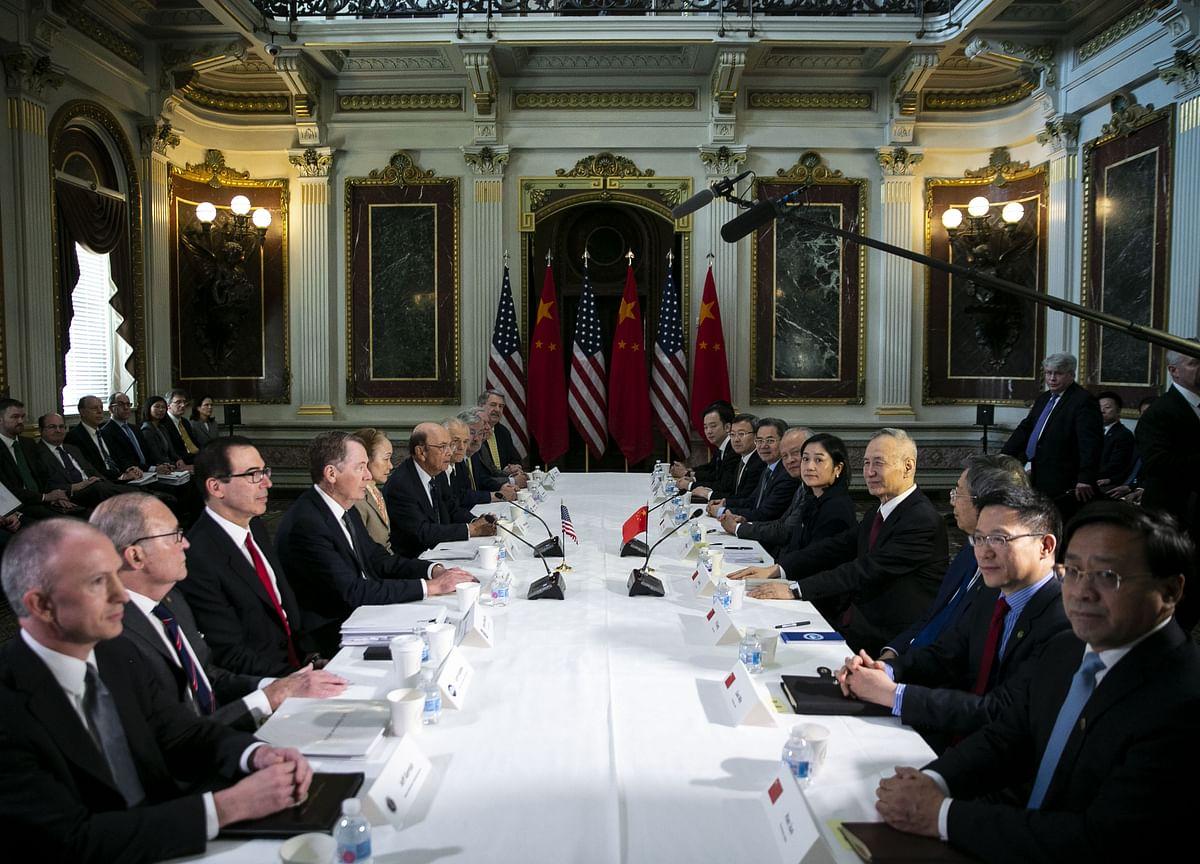 China Battles Against Trump's Tariff Threat as Liu to Visit U.S.