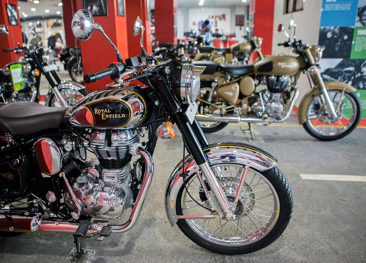 Royal Enfield's Problem Is Bigger Than The Auto Slowdown