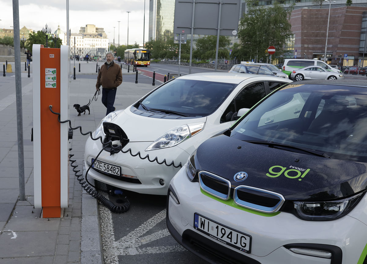 Electric Vehicles Mean More Power to You