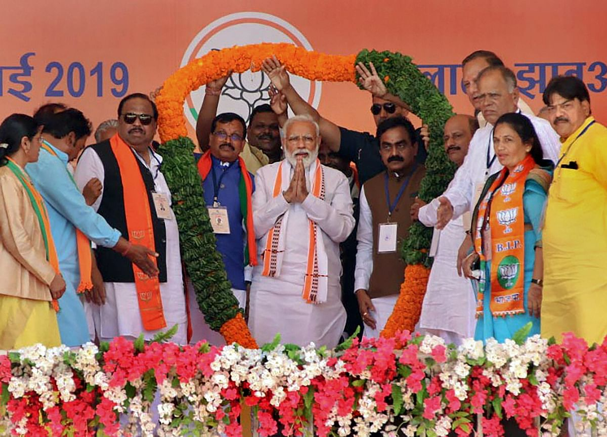 Election 2019: Defence Deals Were ATM For Congress, Says PM Modi