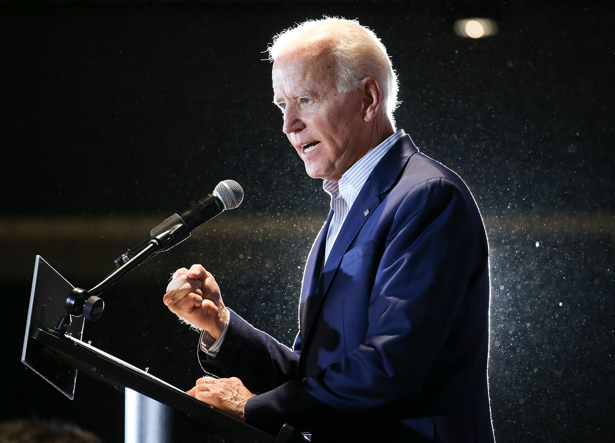 Biden's Lead Shrinks as Warren, Harris Rise in Post-Debate Poll