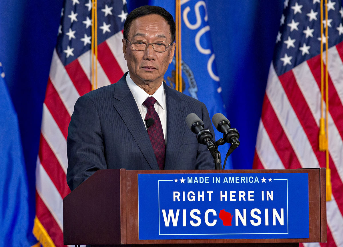 Foxconn Struggles to Put Wisconsin First