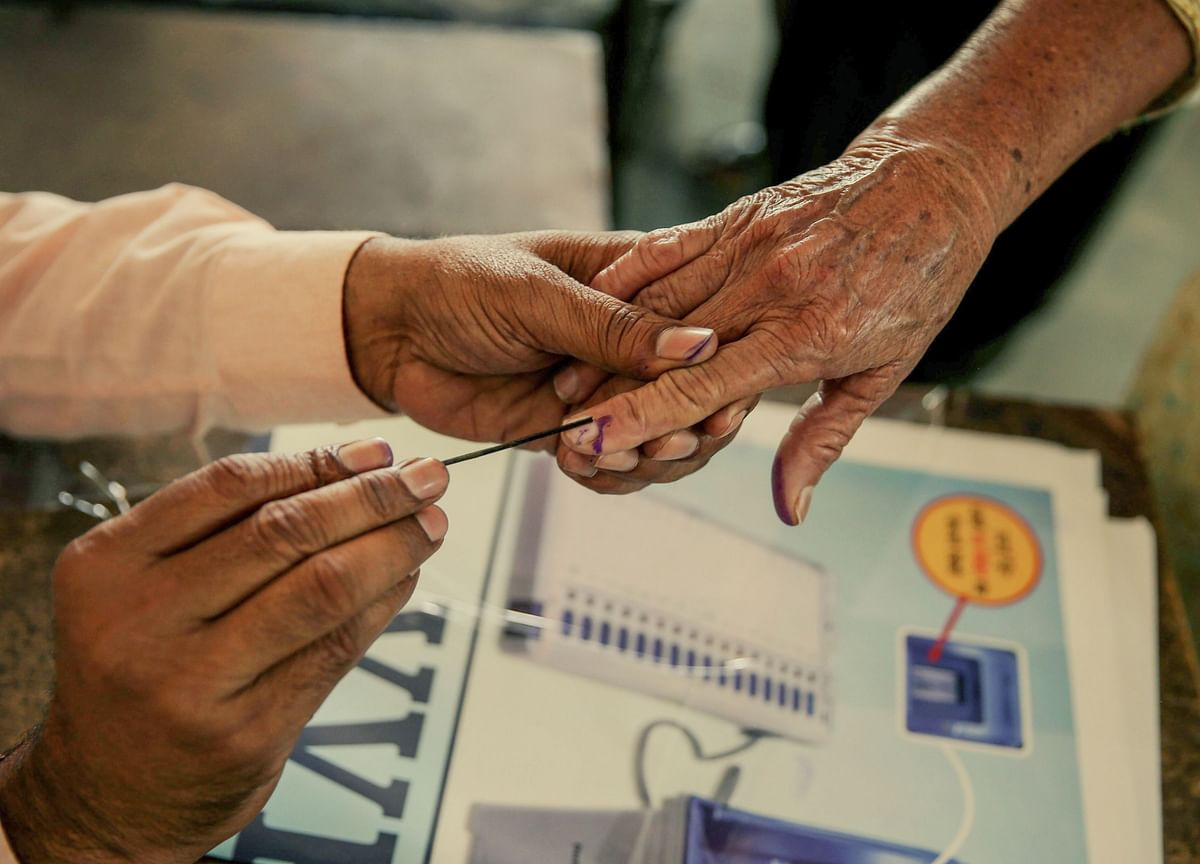 Revised Voter Turnout In Second Phase Of Bihar Polls Recorded At 55.70%