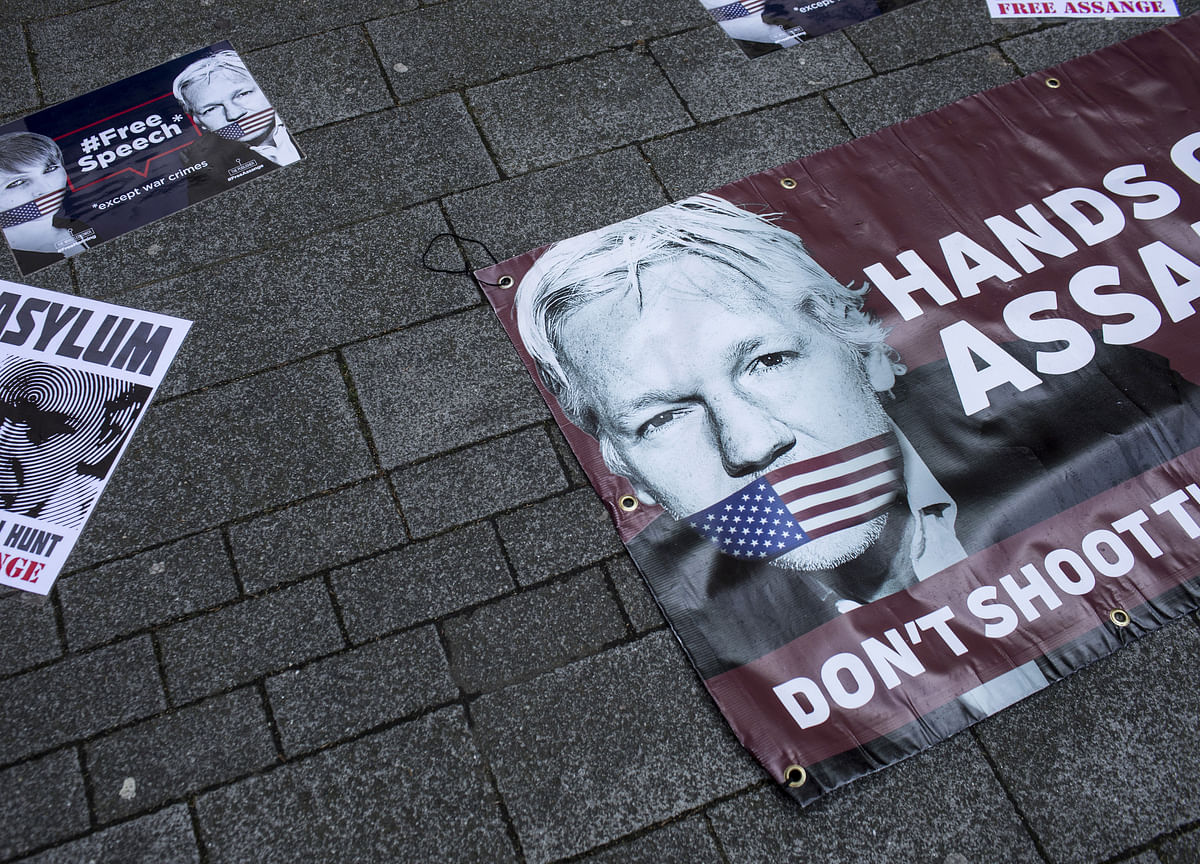 Assange Rape Probe Reopened, Complicating U.S. Extradition