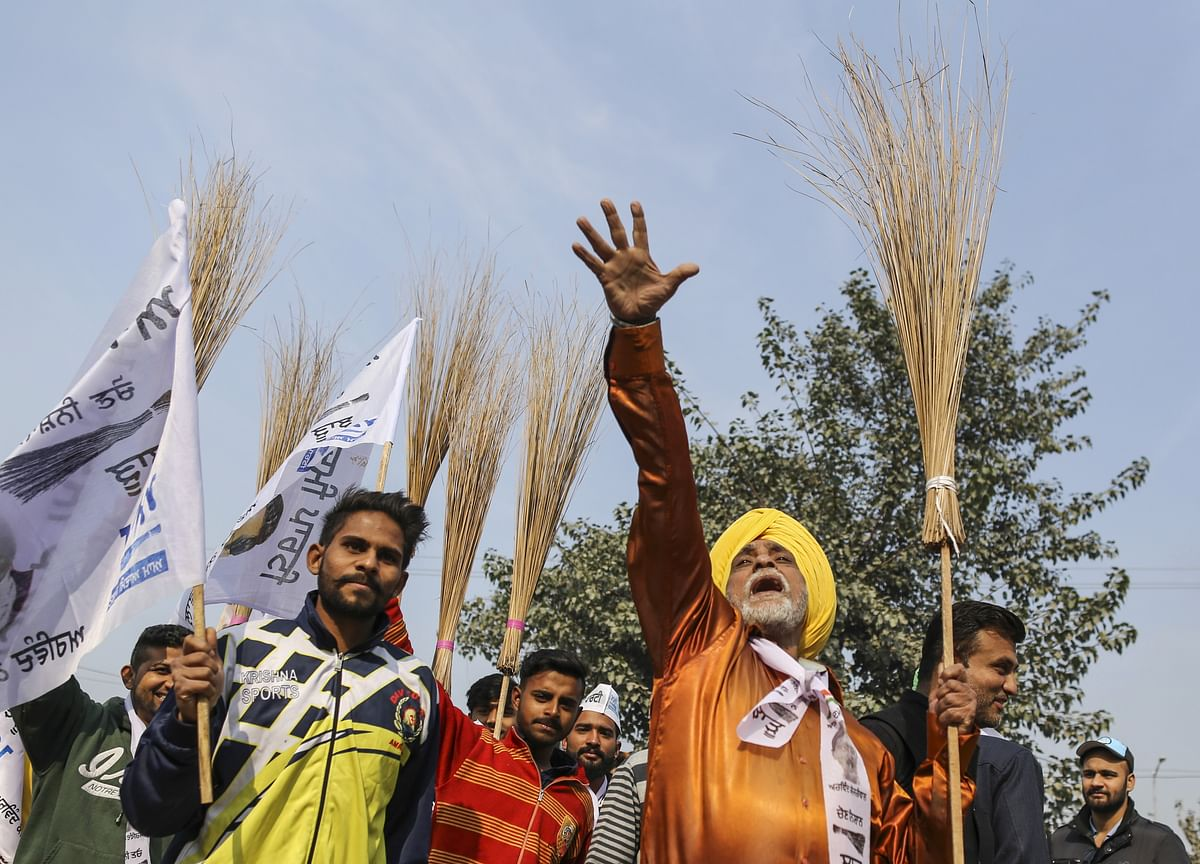 Election 2019: Has Aam Aadmi Party Run Out Of Steam In Punjab?
