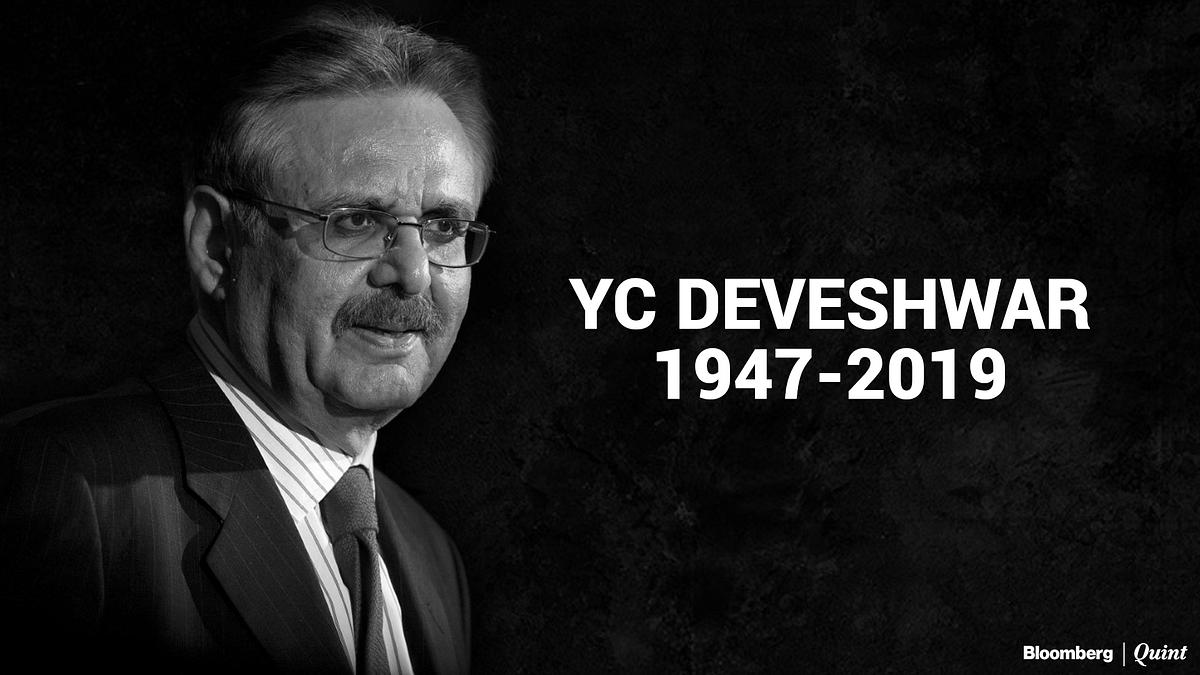 ITC Chairman YC Deveshwar Dies At 72
