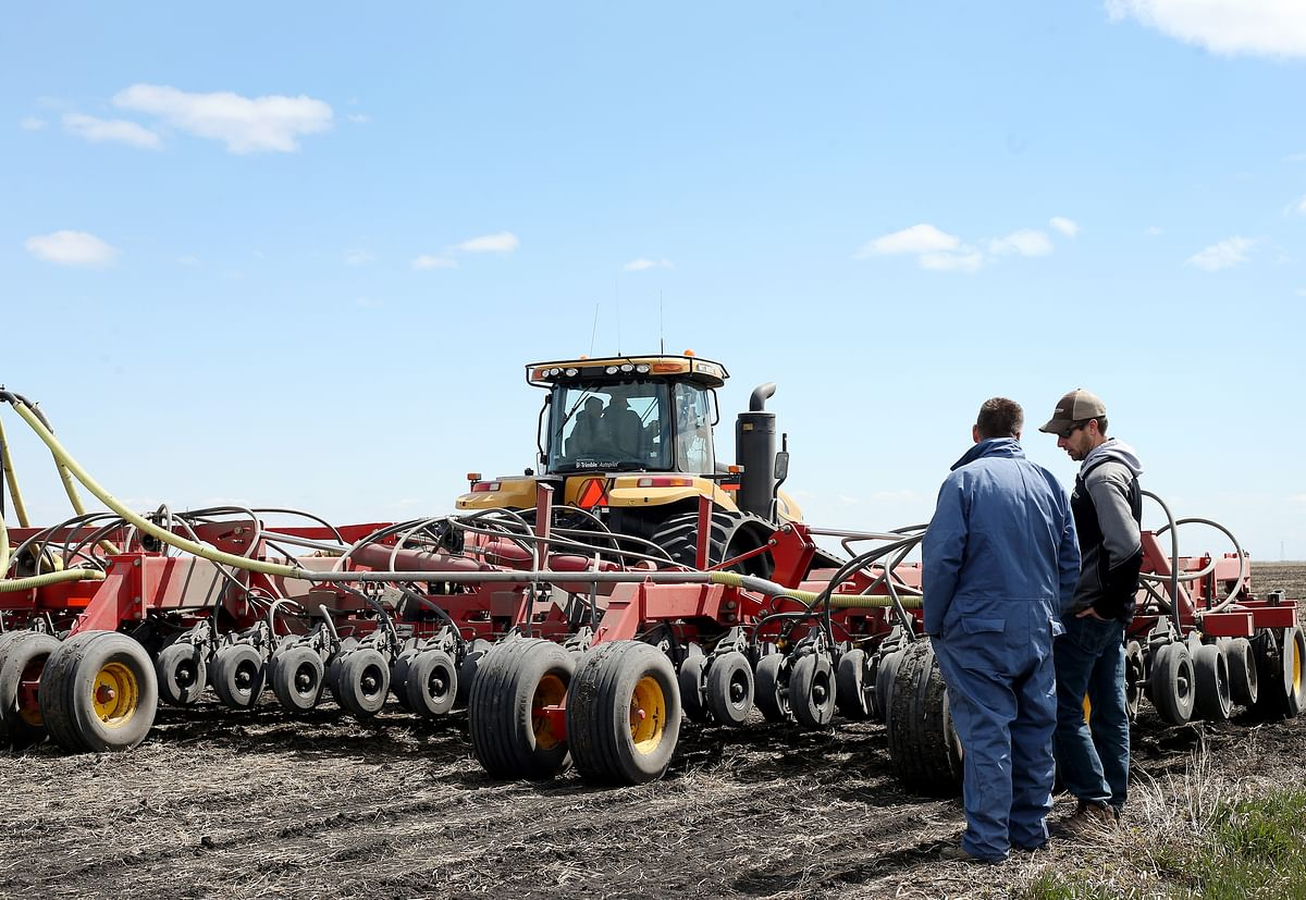 'No End in Sight' for Farmers Feeling Pain of Trump's Trade War