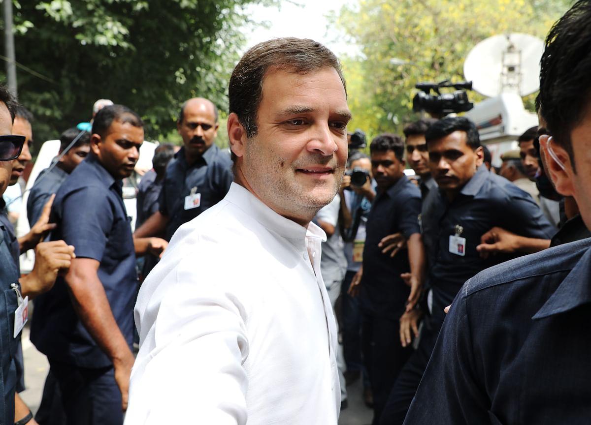 Election 2019: Rahul Taunts Modi Over Claim On Cloud Cover During Balakot Air Strike