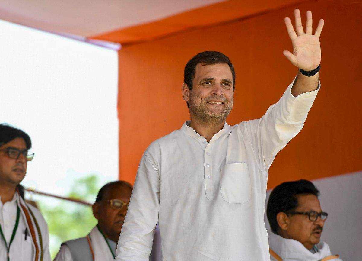 Election 2019: Congress Will Work To Strengthen Patent Laws, Says Rahul Gandhi