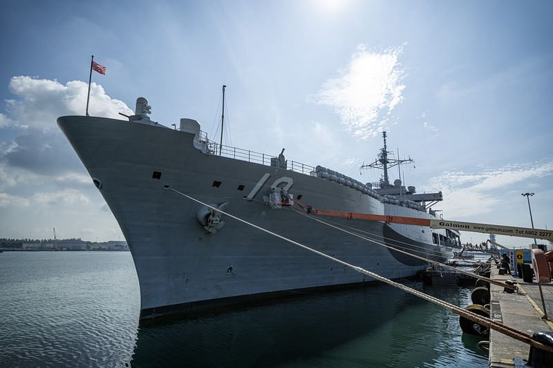 Inside the Close Naval Encounters in the South China Sea