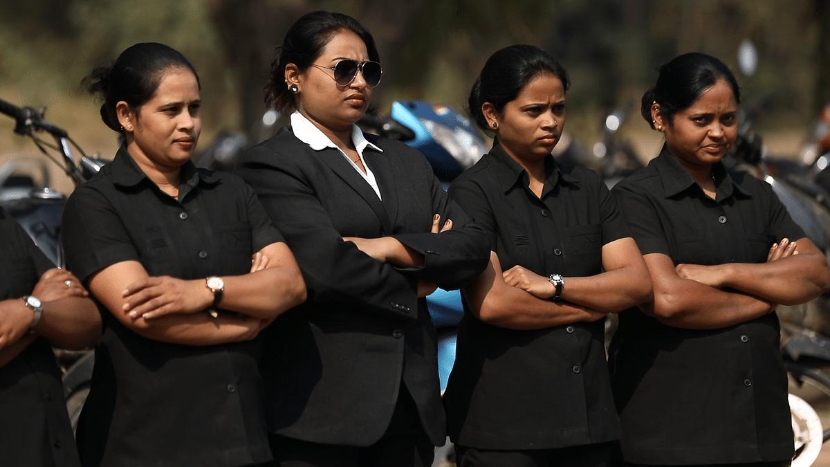 The Fierce Female Bouncers Of Pune