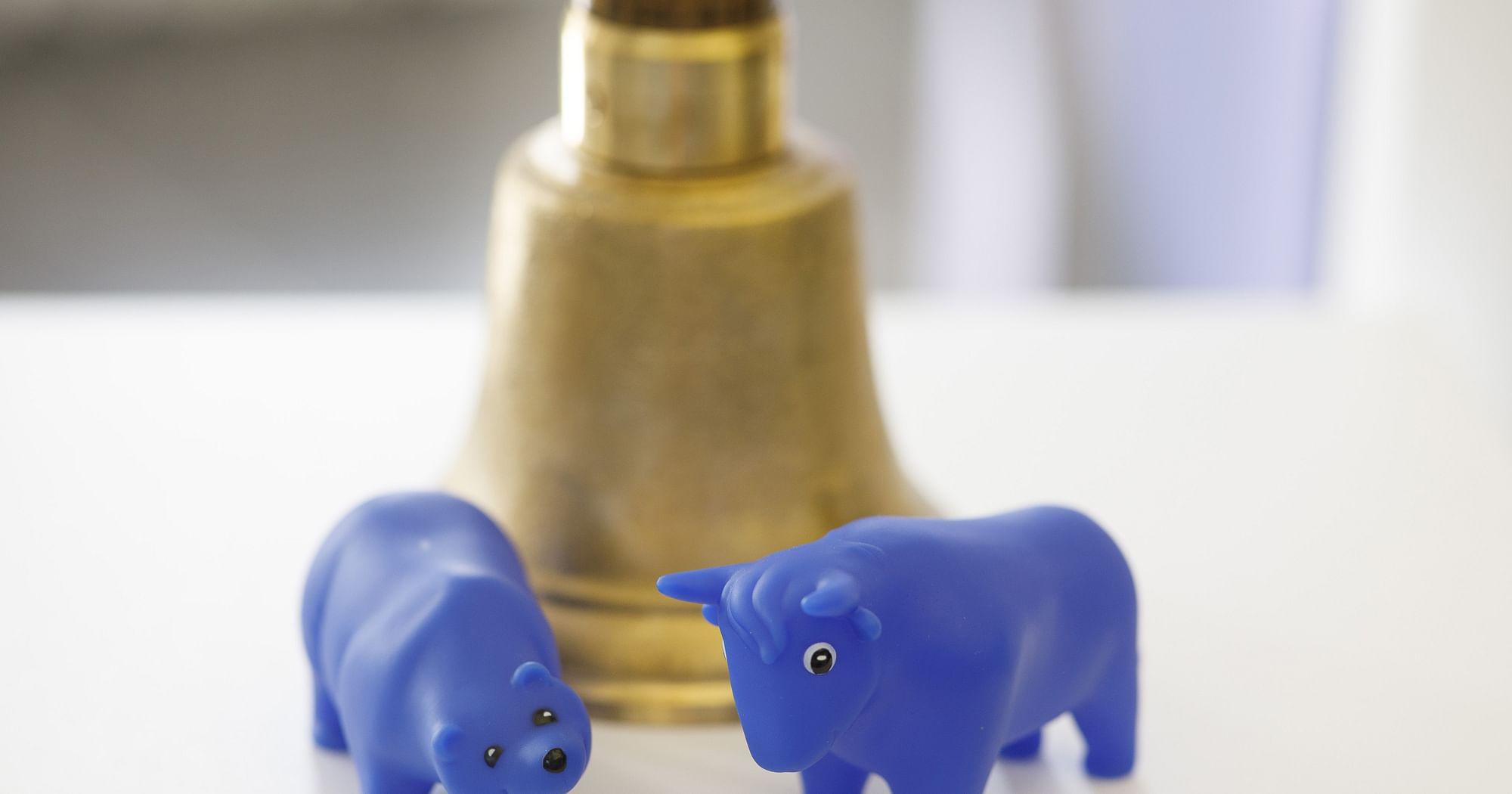Sensex, Nifty Advance; Nifty Bank Up 300 Points