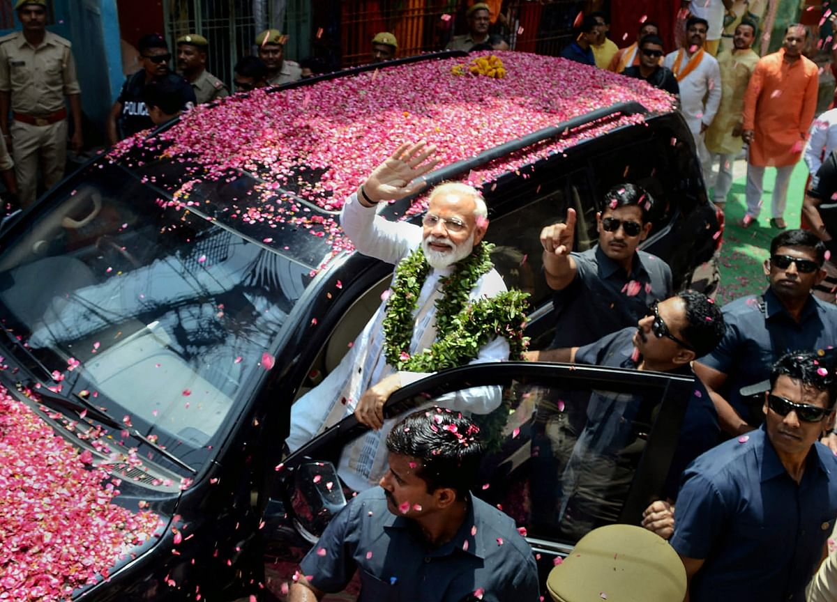 Election 2019: In India's Holiest City, Modi Not As Omniscient As Before