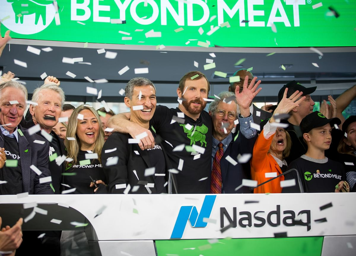 Beyond Meat's Value Soars to $3.8 Billion in Year's Top U.S. IPO