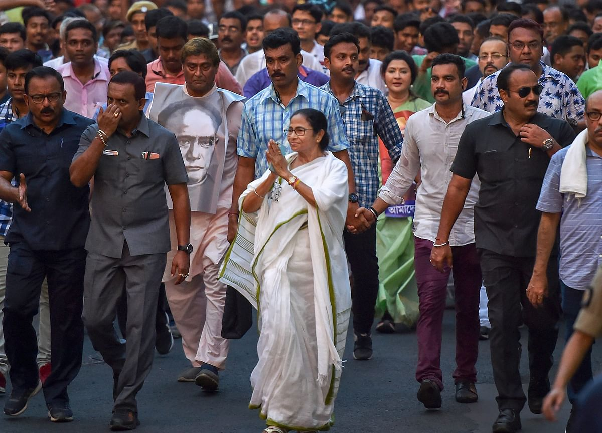 India Election 2019: Clamping Article 324 In West Bengal Unconstitutional, Says Mamata Banerjee