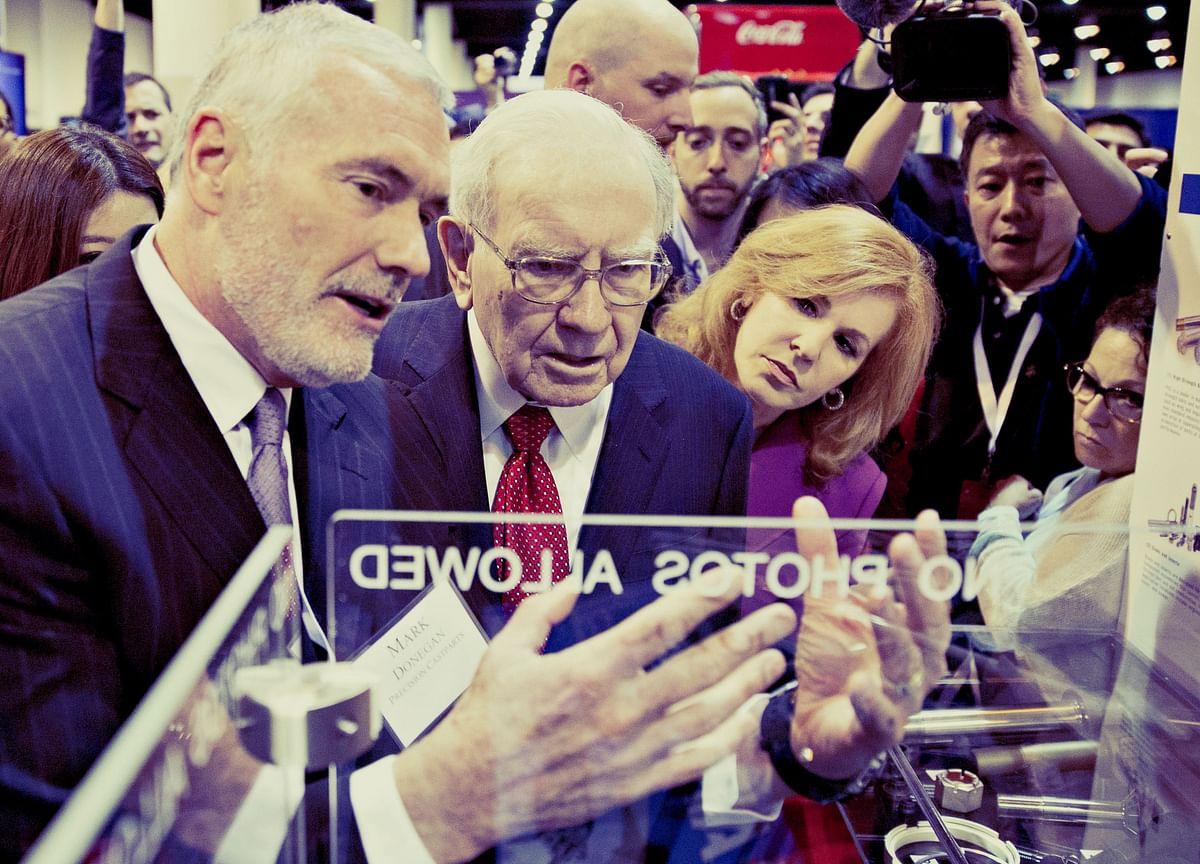 Berkshire Meeting Offers Glimpse of Post-Buffett Leadership
