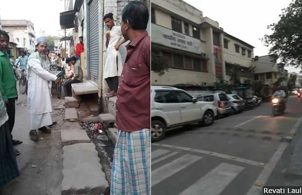 The Muslim neighbourhood of Lallapura in Varanasi has open drains and garbage strewn across the streets. Further down the same road is the Bharatiya Janata Party's Kashi region office, where the streets are clean and garbage is collected, more or less efficiently.