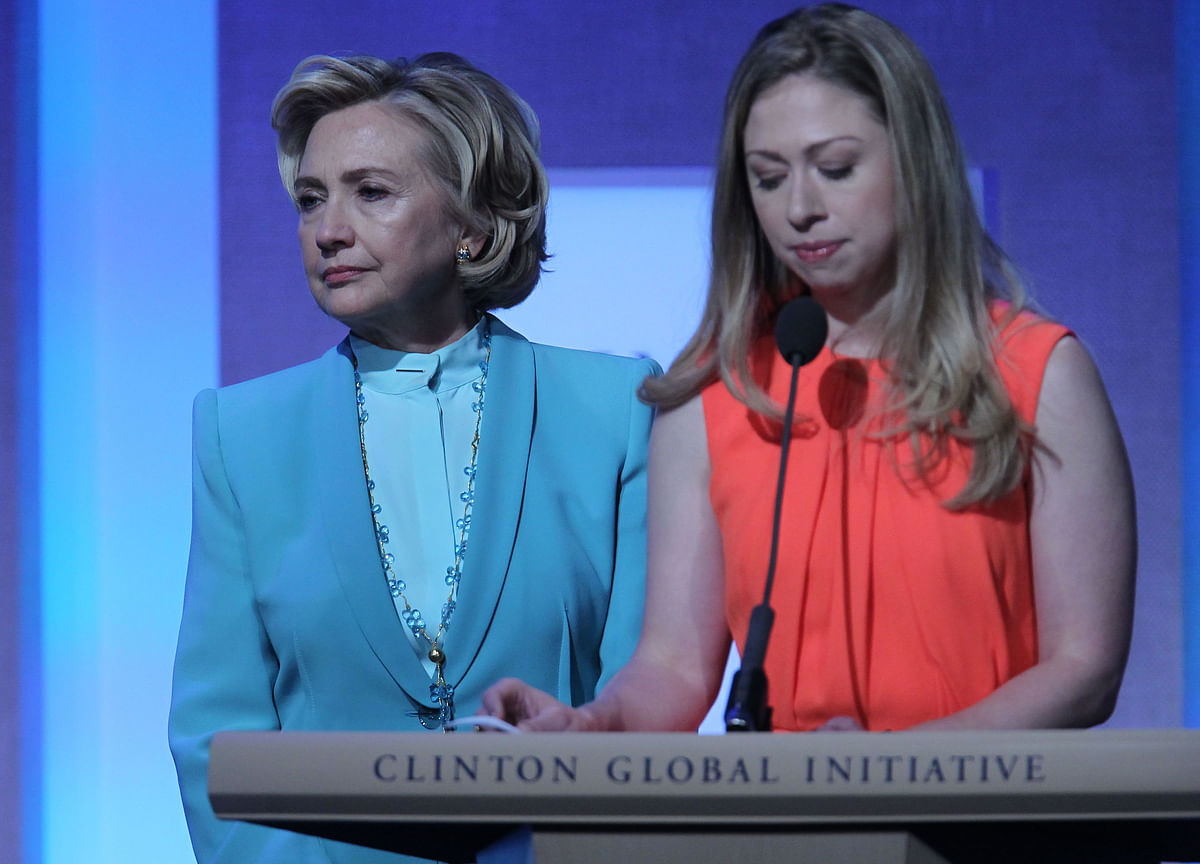 Hillary Clinton and Daughter Chelsea to Form Production Company