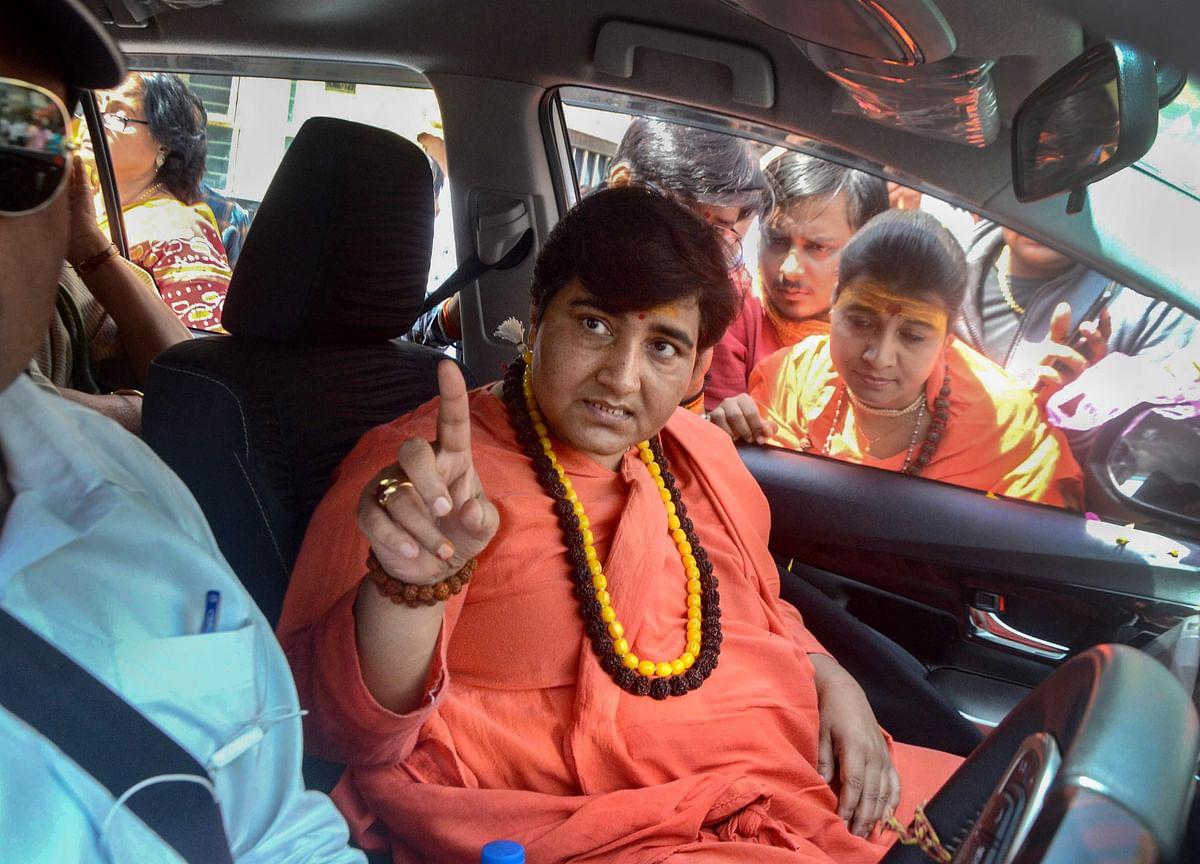 Election 2019: BJP Condemns Pragya Singh's Praise For Nathuram Godse, Asks Her To Apologise