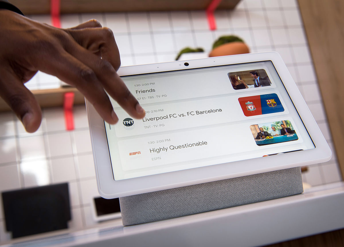 Google Launches Nest Hub Max With Larger Screen, Video Chat