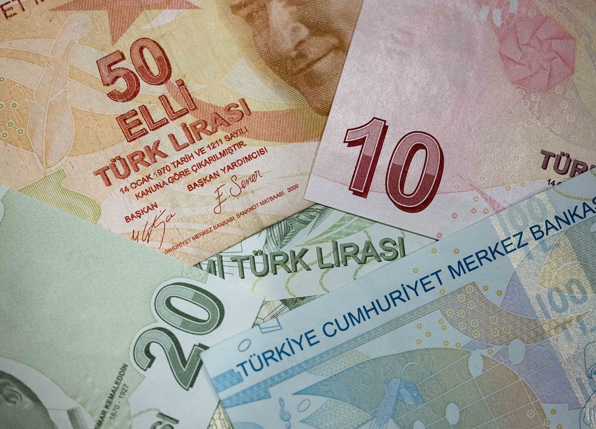 Turkish Central Bank Rolls Out Backdoor Tightening to Boost Lira